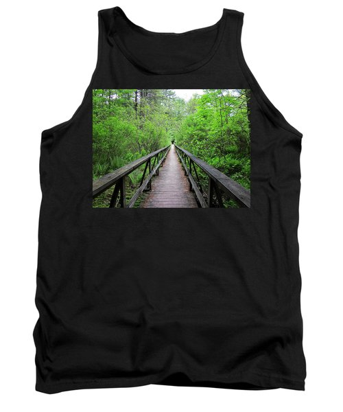 A Bridge To Somewhere Tank Top