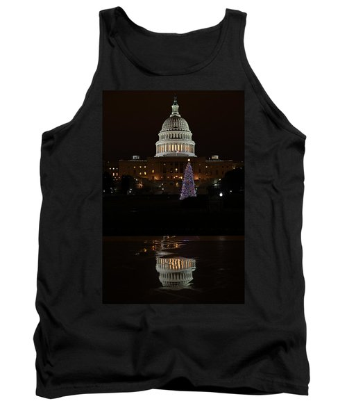 A Capitol Reflection Tank Top