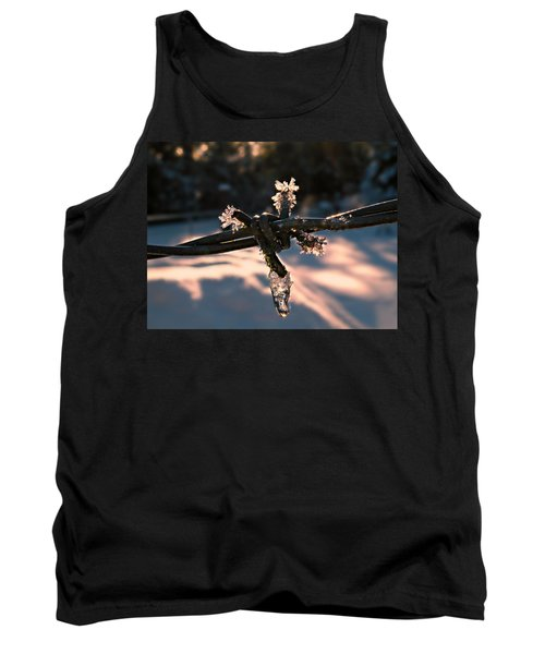 A Cold Welcome Tank Top