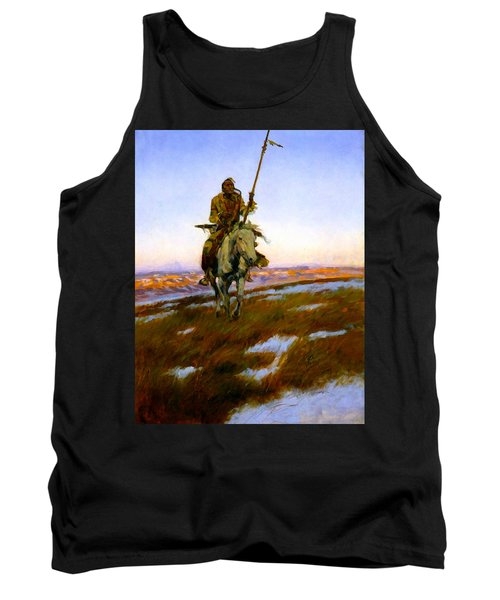 A Cree Indian Tank Top