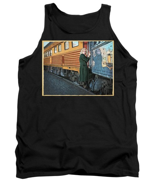 A Departure Tank Top