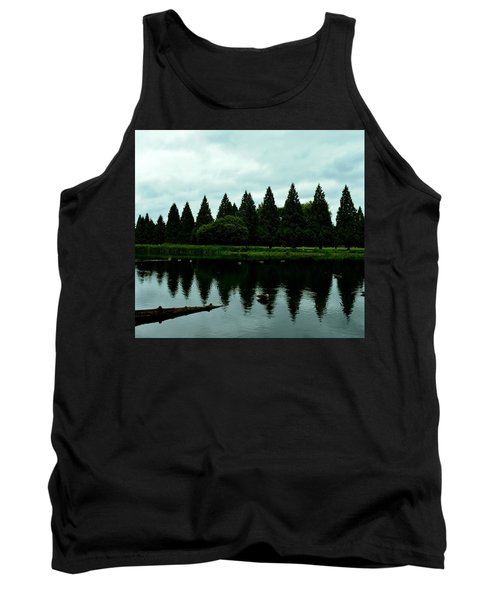 A Gaggle Of Pines Tank Top