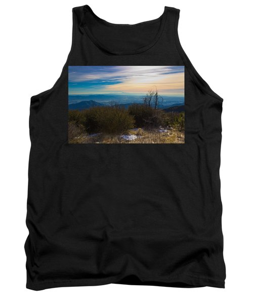 Tank Top featuring the photograph A Late Winter's Afternoon by Heidi Smith