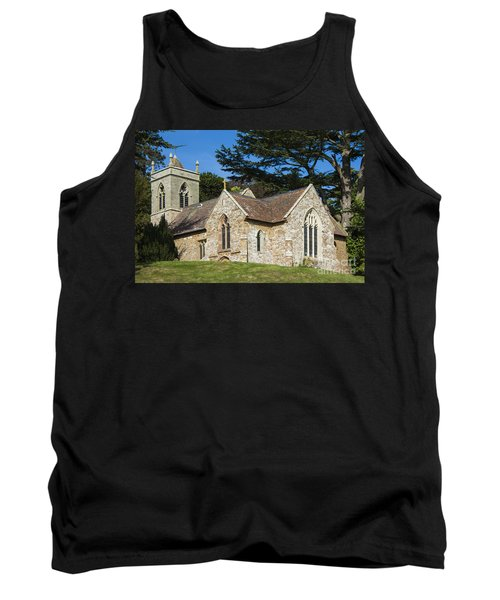 A Little Church In Warwickshire Tank Top by Linsey Williams