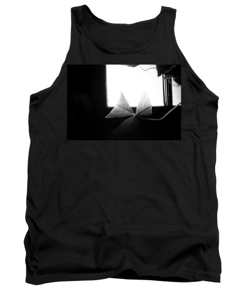 A Moment Alone Tank Top