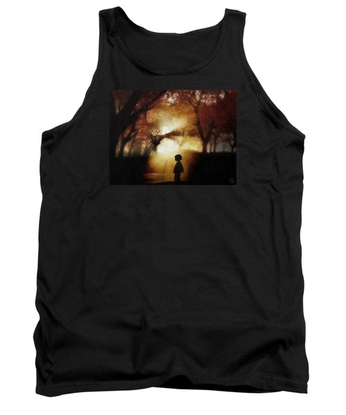 A Moment Beyond Time Tank Top