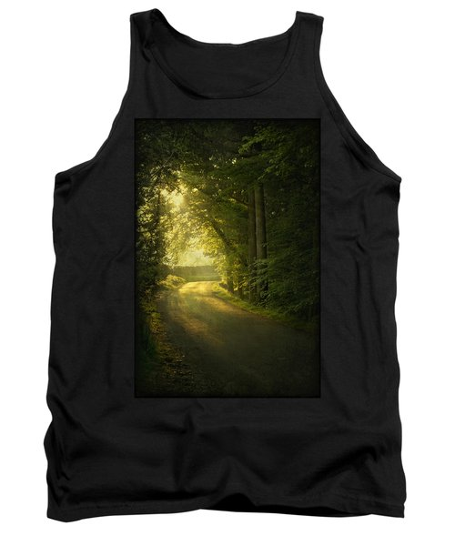 A Path To The Light Tank Top