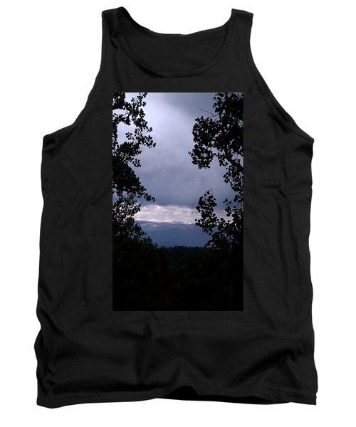 Tank Top featuring the photograph A Peek At Heaven by Fortunate Findings Shirley Dickerson