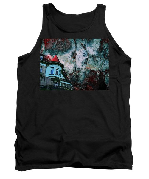 A Pulp Foundation Tank Top