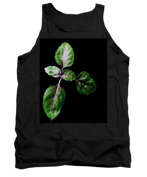 A Sprig Of Basil Tank Top