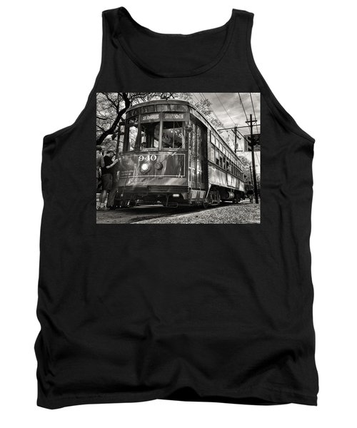 A Streetcar Named St Charles Tank Top