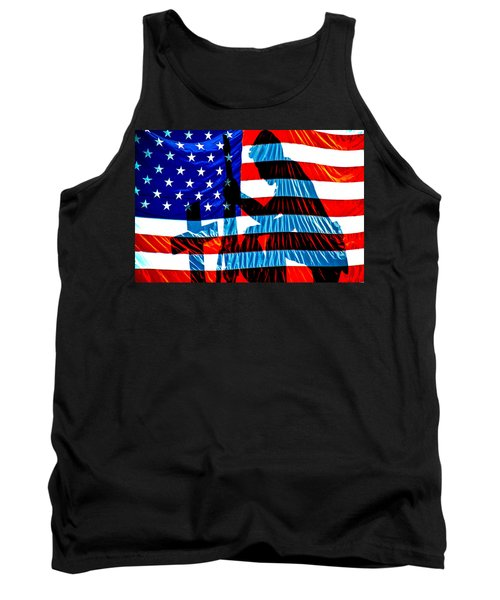 A Time To Remember Tank Top by Bob Orsillo