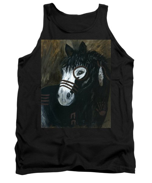 A War Pony Tank Top