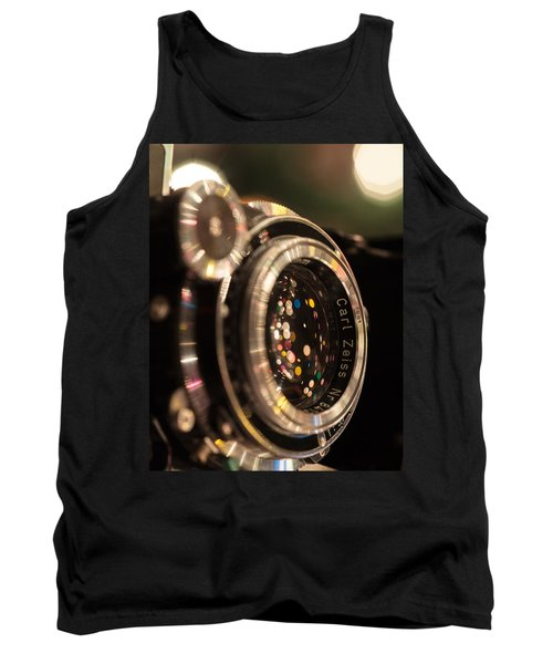 A Zeiss Christmas Tank Top by Aaron Aldrich