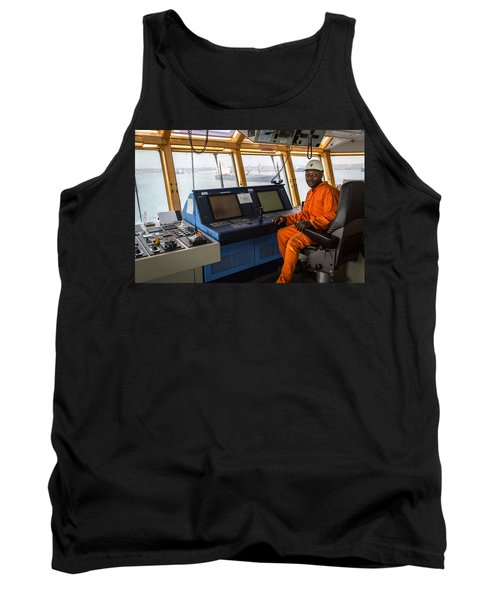 Ab Seated At Dp Panel Tank Top