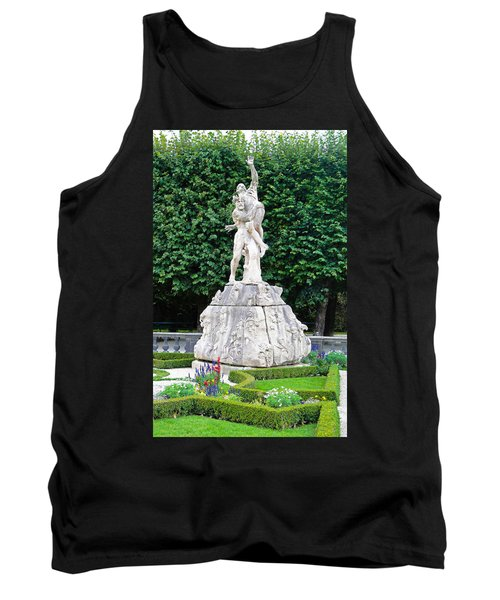 Abduction Of Persephone Tank Top