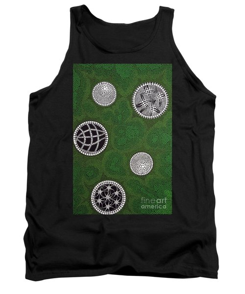 Tank Top featuring the painting Sold  by Mariusz Czajkowski