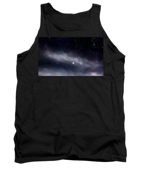 Tank Top featuring the photograph Above by Angela J Wright