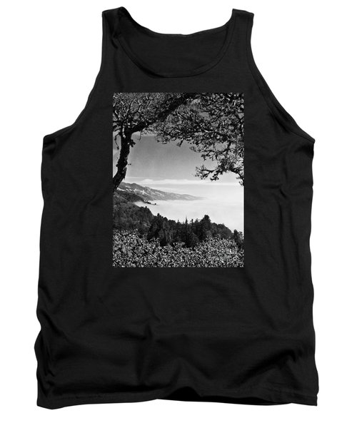 Above Nepenthe In Big Sur Tank Top