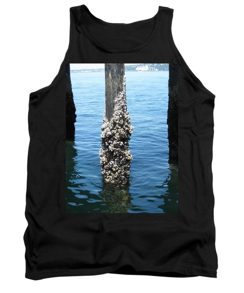 Above The Line Tank Top
