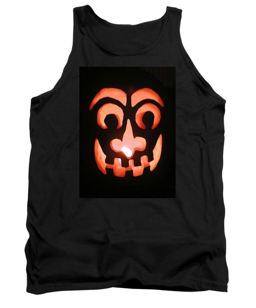 Abstract Jack Tank Top