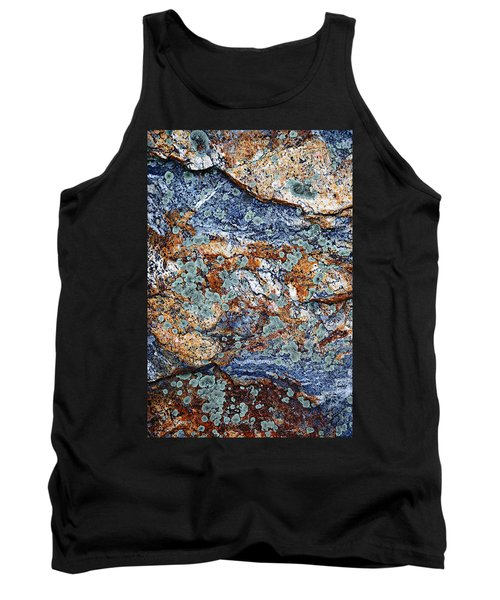 Abstract Nature Tank Top