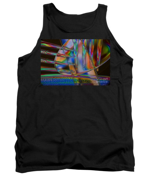 Abstraction In Color 1 Tank Top