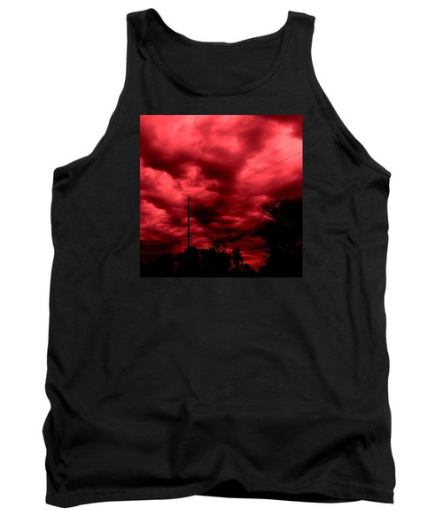 Abyss Of Passion Tank Top by Jeff Iverson