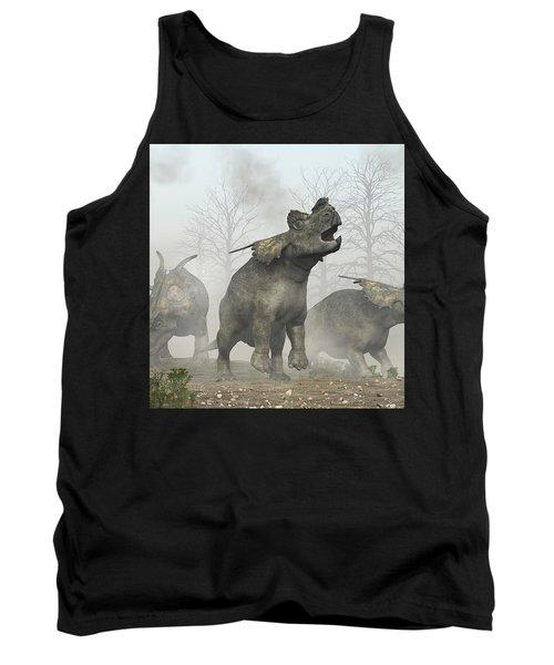 Achelousauruses Tank Top