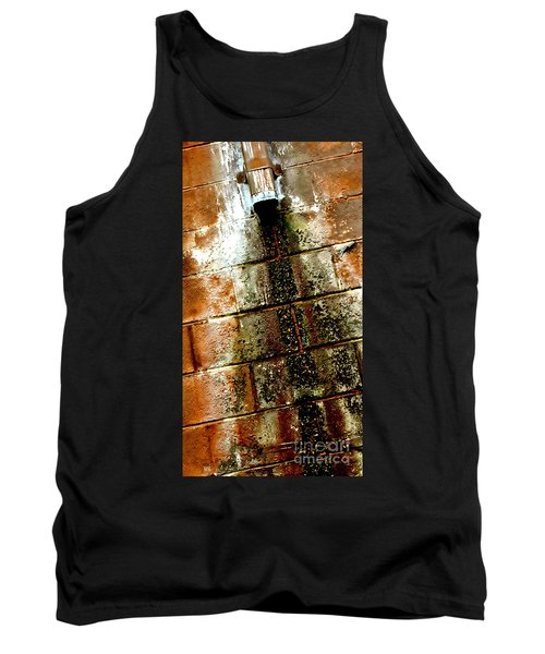 Tank Top featuring the photograph Acid Rain by Christiane Hellner-OBrien