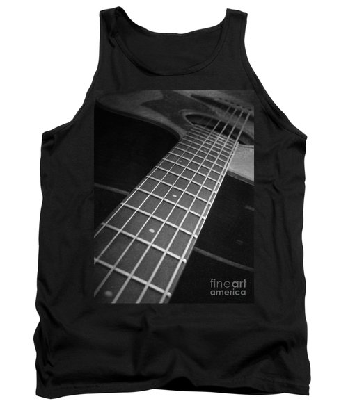 Acoustic Guitar Tank Top