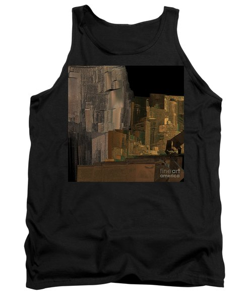 Afghanistan By Jammer Tank Top by First Star Art