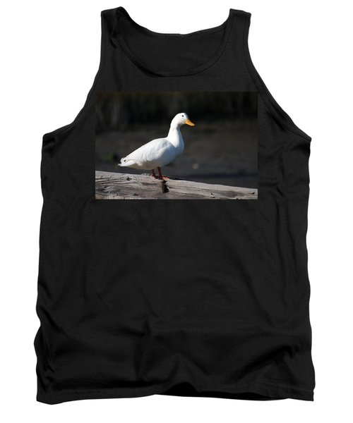 Aflac Tank Top by Greg Graham