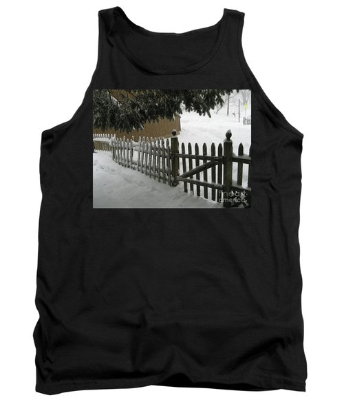 After The Blizzard Tank Top