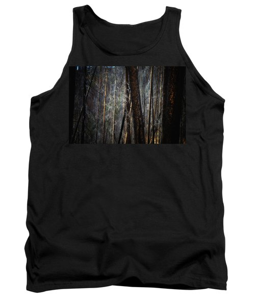 After The Burn 6 Tank Top