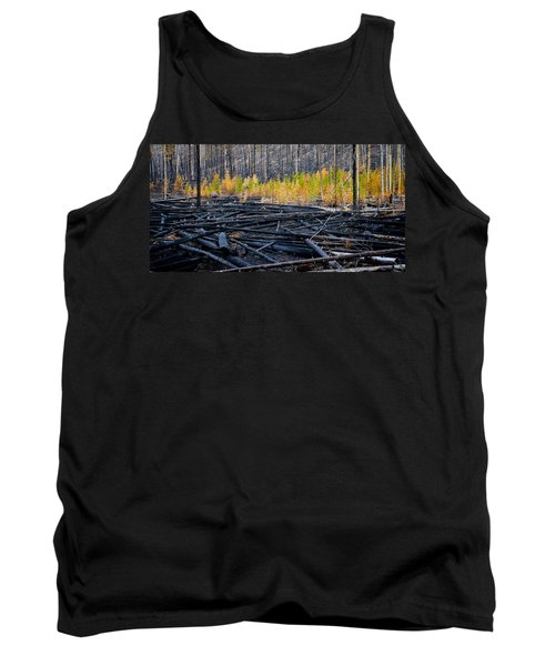 After The Burn Tank Top