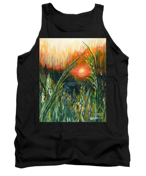 After The Fire Tank Top