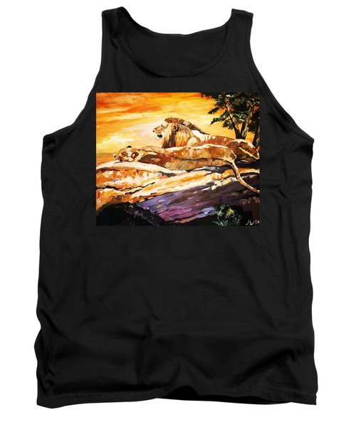 After The Hunt Tank Top