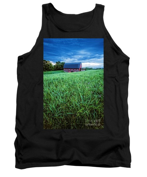After The Storm Passes Tank Top