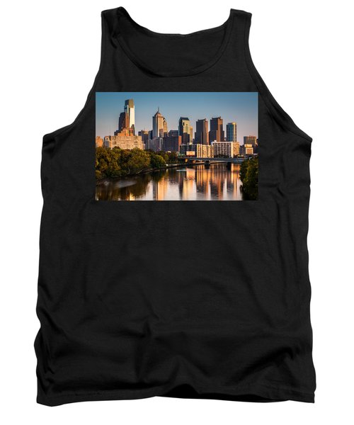Afternoon In Philly Tank Top