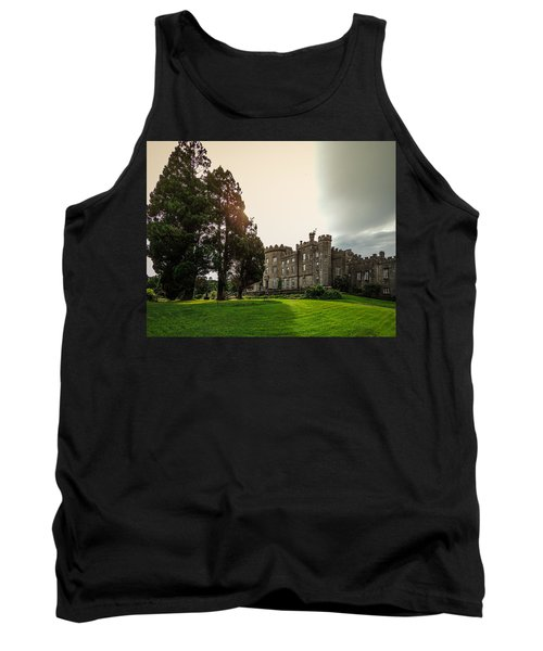 Afternoon Sun Over Markree Castle Tank Top