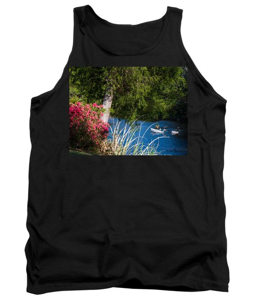 Afternoon Swim Tank Top