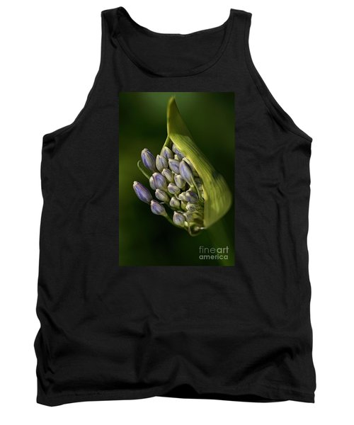 Tank Top featuring the photograph Agapanthus by Joy Watson