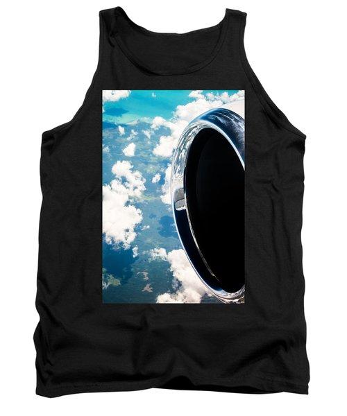 Tropical Skies Tank Top