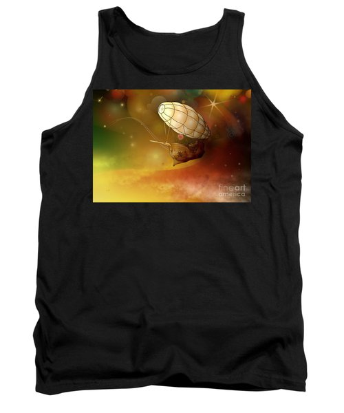 Airship Ethereal Journey Tank Top