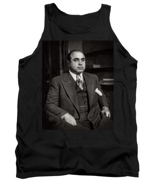 Al Capone - Scarface Tank Top