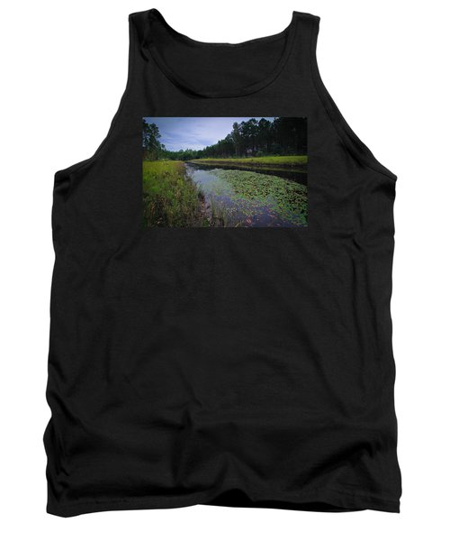 Tank Top featuring the photograph Alabama Country by Julie Andel