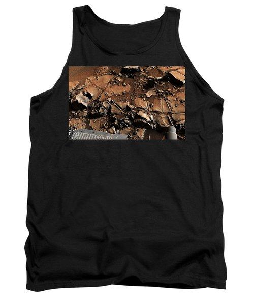 Alexander Hills Bedrock In Mars Tank Top