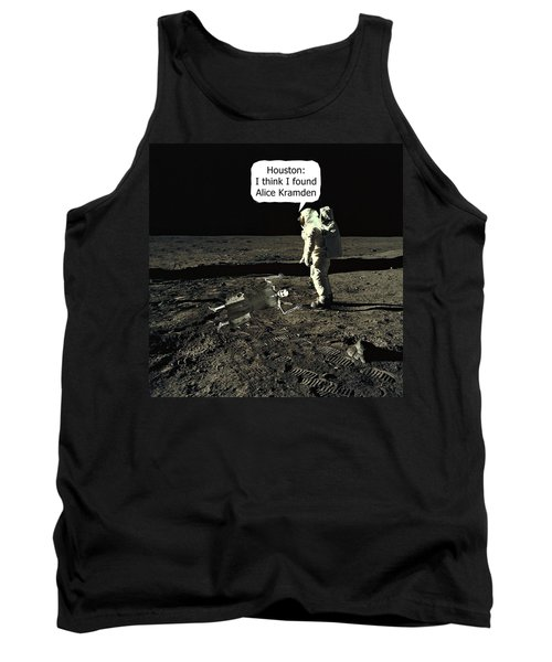Alice Kramden On The Moon Tank Top
