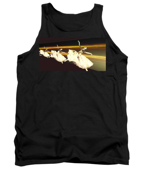 Alive In The Music Tank Top